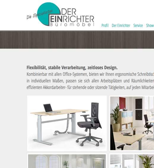 Der Einrichter Büromöbel