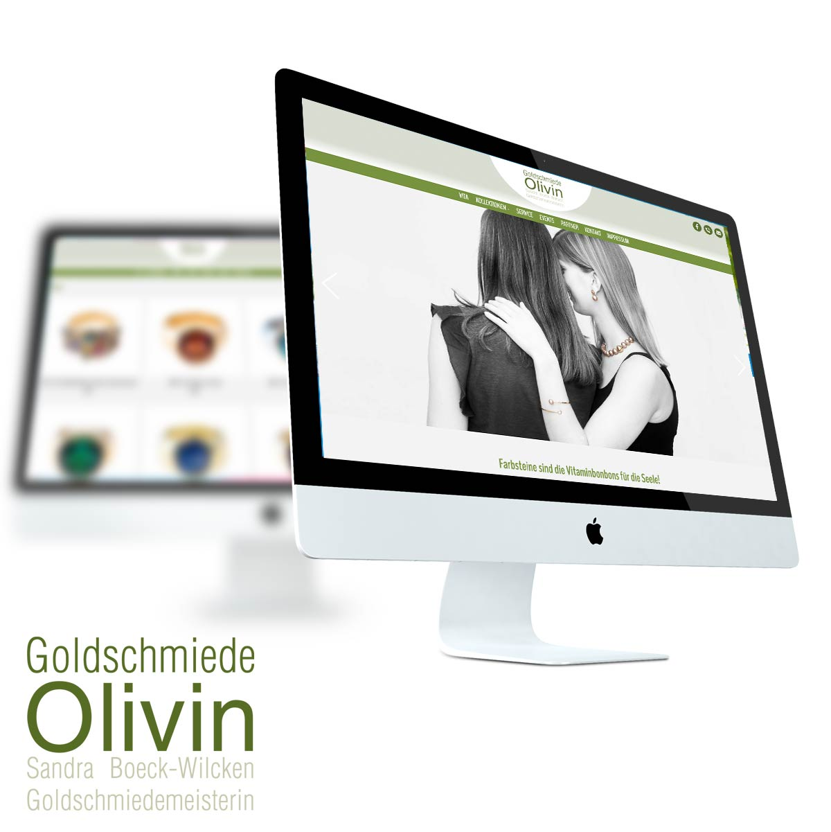 Olivin website